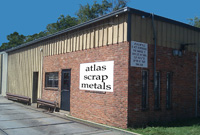 Atlas Iron and Metal Location Photo