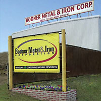 Bodner Metal and Iron Photo