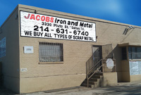 Jacobs Iron and Metal Location Photo