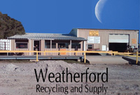 Weatherford Recycling Location Photo